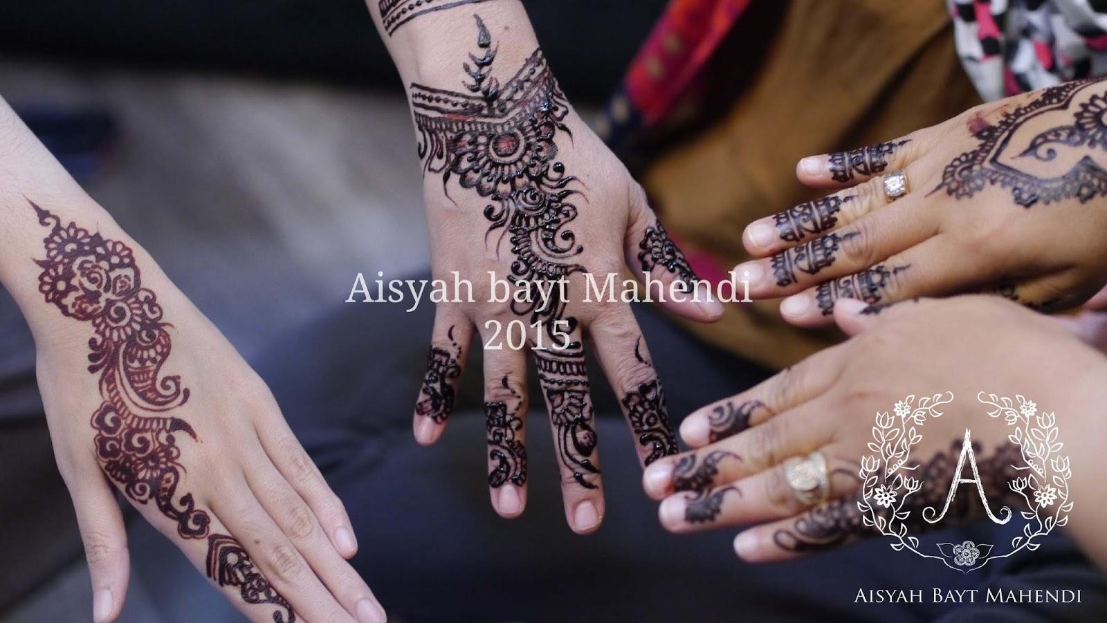 Aisyah Bayt Mahendi Henna Art Sidoarjo
