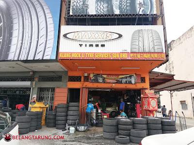 Klang Hock Li Tyre Services