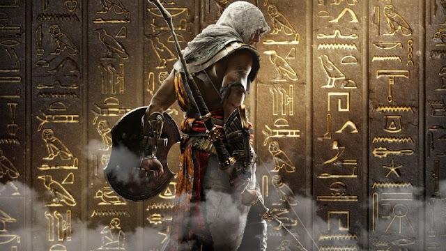 الإعلان عن مؤلف يحكي قصة ما قبل أحداث لعبة Assassin's Creed Origins