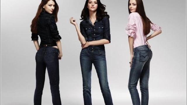 Tips Memakai Baju Agar Terlihat Tinggi dan Langsing