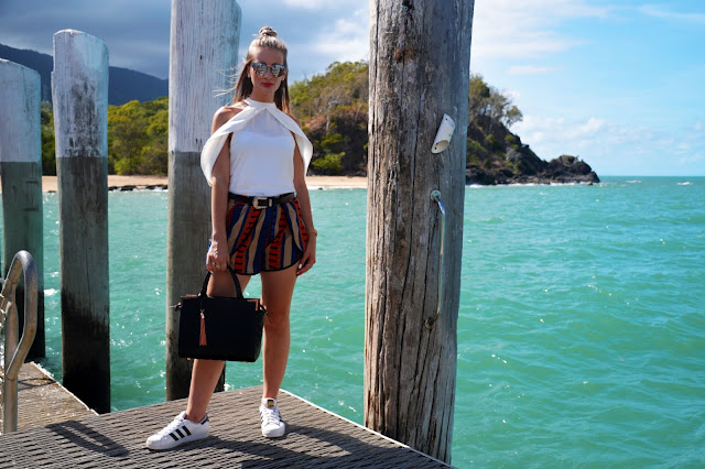 summer australia blogger outfit