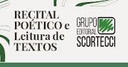7º RECITAL POÉTICO E LEITURA DE TEXTOS - 18 DE NOVEMBRO DE 2021 - QUINTA-FEIRA