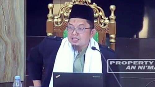 Singgung Dana Haji, Pendakwah Alfian Tanjung: Uangnya Sudah Dipakai Infrastruktur