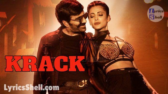 Krack Full Movie Free Download Online [720p HD] Leaked By Tamilrockers, Filmyzilla, Movierulz, Telegram Sites: Ravi Teja, Shruti Haasan Telugu Film In Trouble