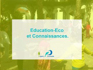 Education-Eco et Connaissances.