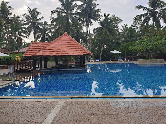 Swimming-pool-Poovar-Island-Resort-Episode-Of-Experience