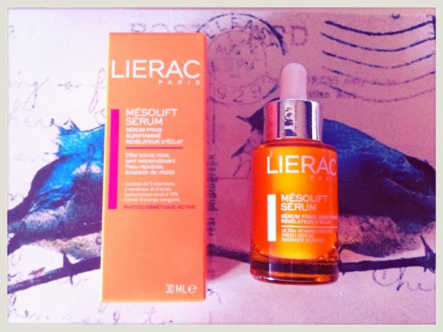 Lierac Mesolift Vitamina C Antioxidante