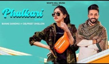 Phulkari Lyrics - Baani Sandhu Ft. Dilpreet Dhillon