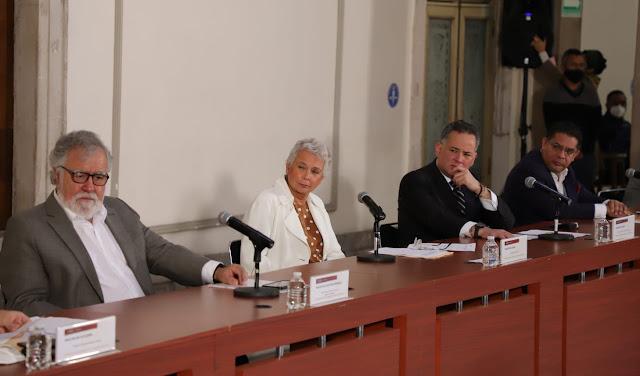 La SEGOB y la UIF firman convenio para prevenir actos de corrupción y de lavado de dinero