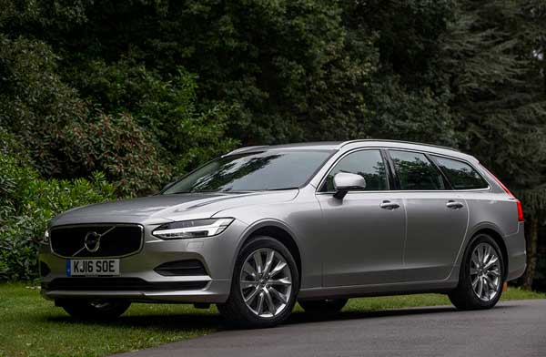 2016 Volvo V90 D5 PowerPulse AWD review with 232bhp