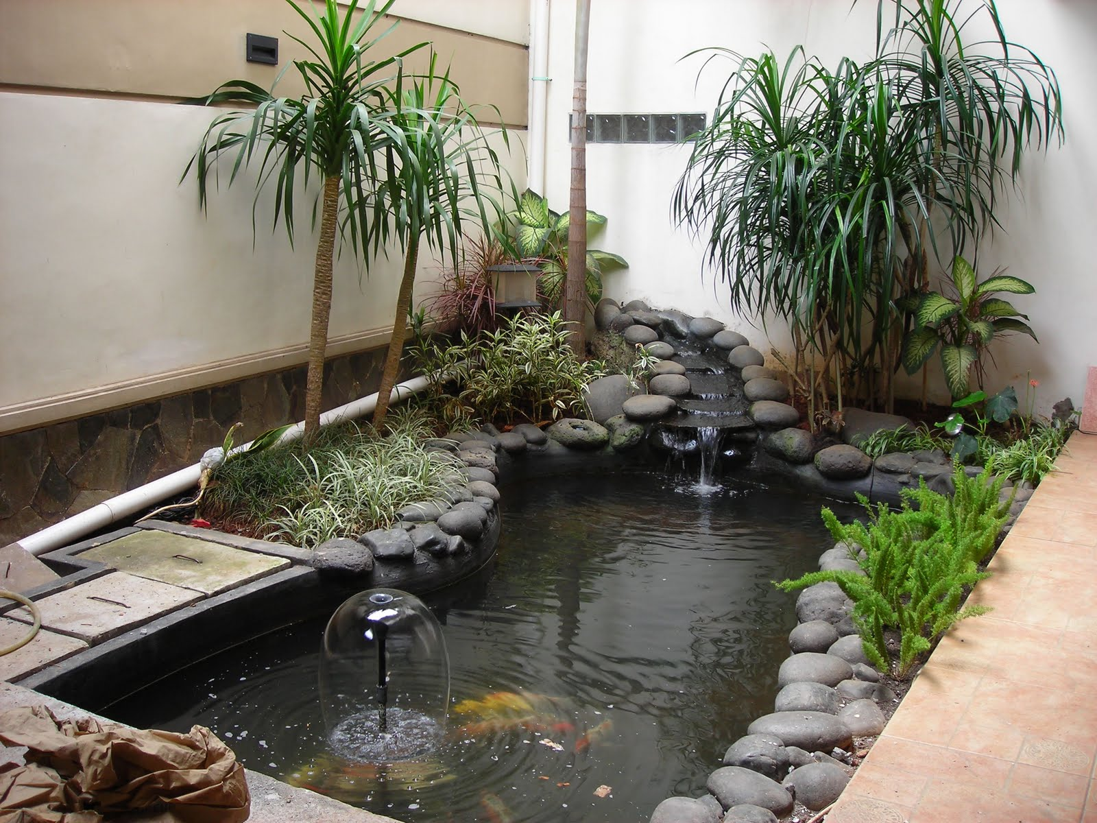 Minimalist garden pond designs on Landscape Pond Design id=77378