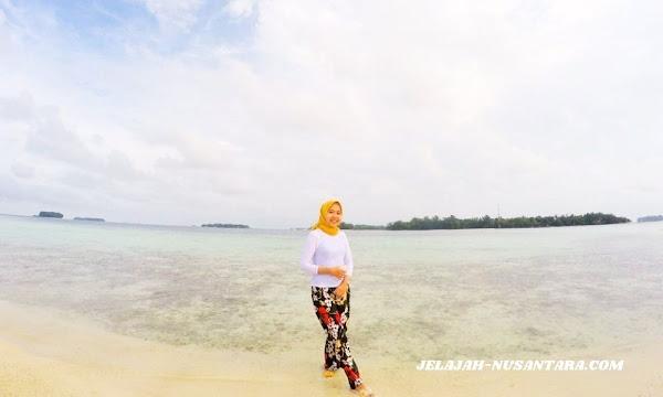 destinasi wisata open trip pulau harapan