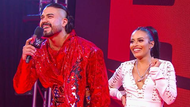 """Zelina Vega lidera nova """"facção"""" no RAW"""