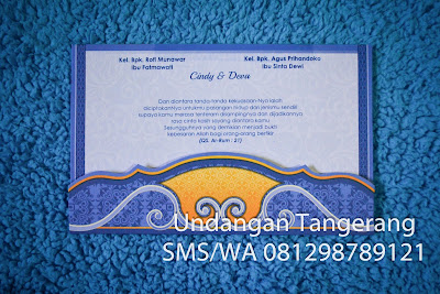 Undangan Pernikahan di Tangerang