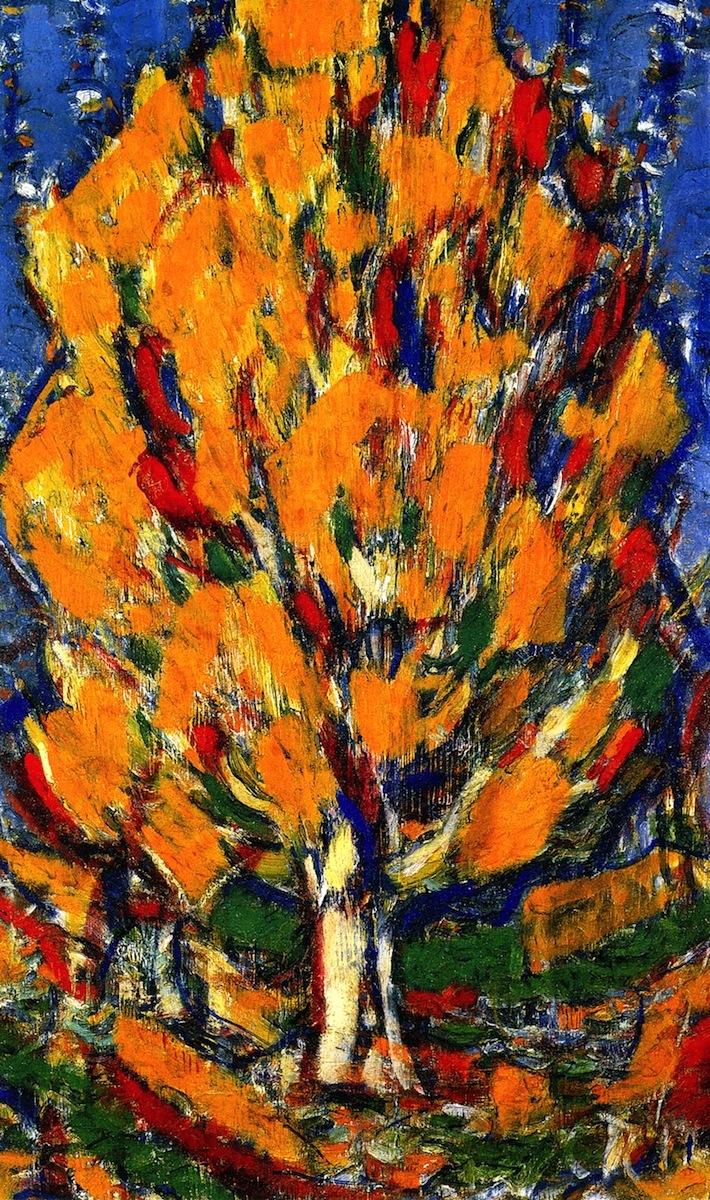 Arte!: German Expressionism: Christian Rohlfs