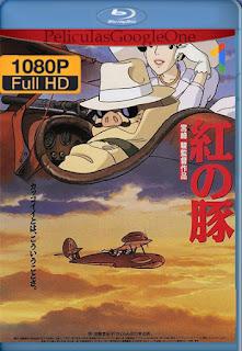 Porco Rosso [1992] [1080p BRrip] [Latino-Japones] [HazroaH]