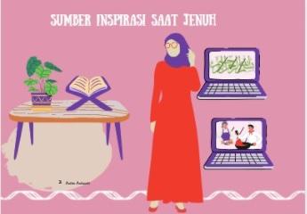 Bangkit dengan Mendatangi Sumber Inspirasi