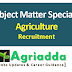 Subject Matter Specialist Recruitment | 65000.00 P.M + HRA (Consolidated)