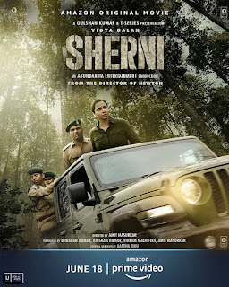 Download Sherni (2021) Full Hindi Movie 480p 720p HD
