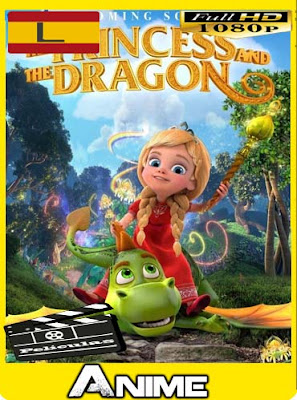 La princesa y el dragón (2018) HD [1080P] latino [GoogleDrive-Mega]nestorHD