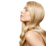 blonde hair type in spanish
