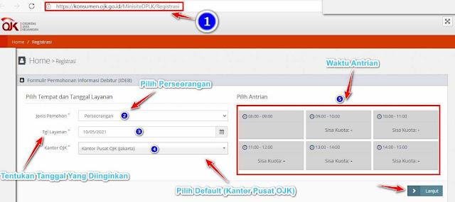 Cara Cek BI Checking Di Hp Android Secara Online