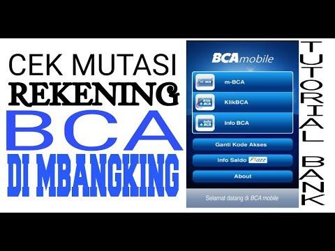Mutasi BCA
