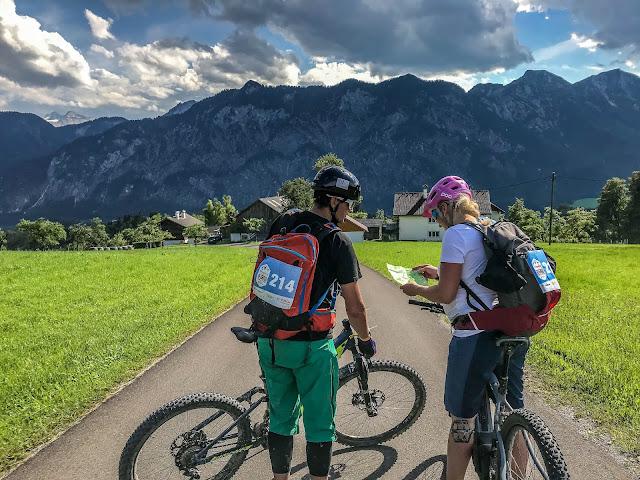 Bosch E-bike Salzkammergut boschunexpected MTB Mountainbike