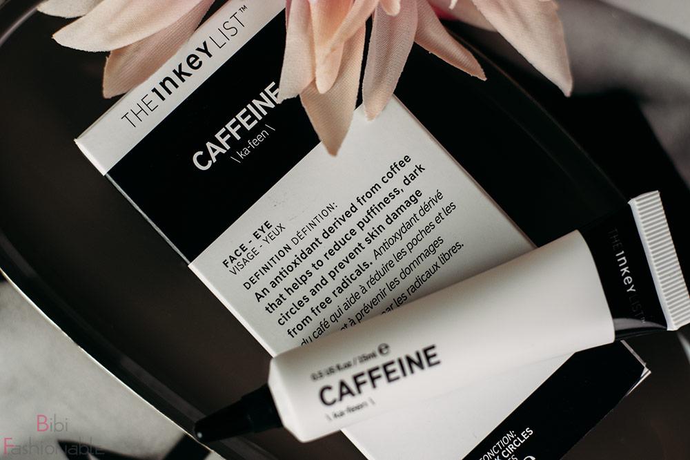 The Inkey List Caffeine Beschreibung