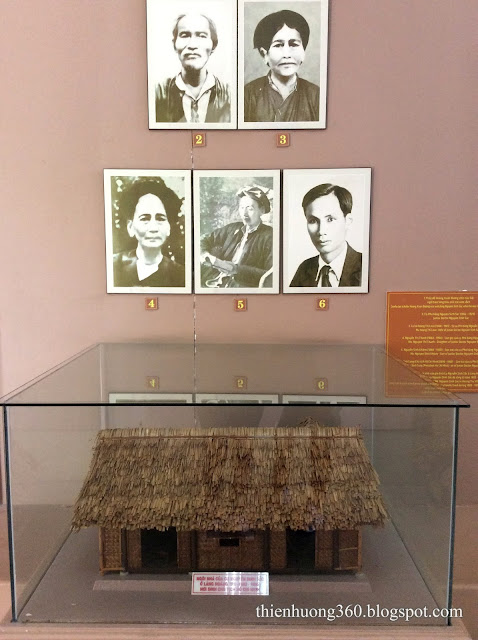 Gia đình cụ Nguyễn Sinh Sắc