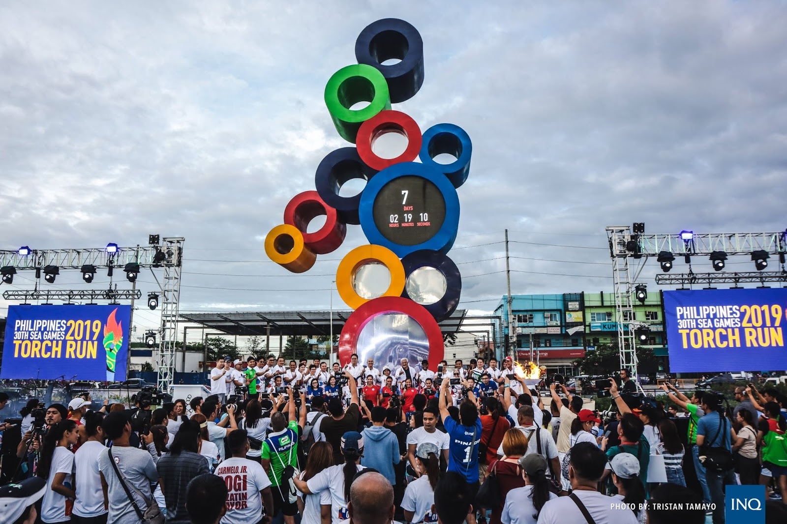 SEA Games 2019: DILG recommends class suspensions for at least 20 schools on December 2 to 6