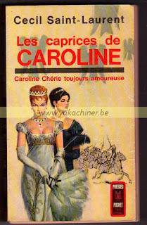 Cécil Saint-Laurent, les caprices de Caroline 1964 212-213