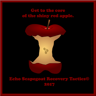 Get to the core of the shiny red apple. Gail Meyers Quote