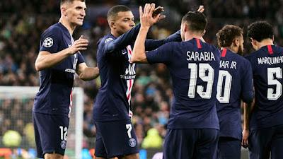 Video Cuplikan Gol: Real Madrid 2-2 Paris St. Germain (UEFA Champions League)