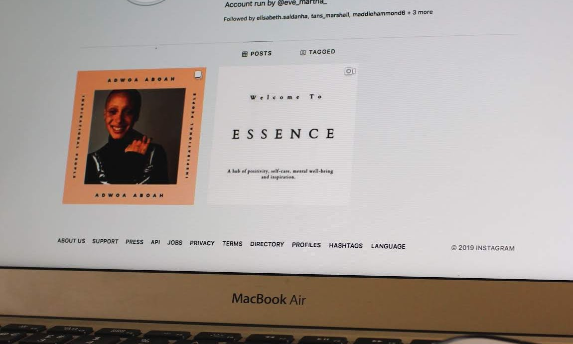 Introducing Essence (@the_essence_hub)