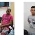 POLICIAIS MILITARES DO 6º BPM PRENDEM DUPLA TENTANDO FURTAR MOTOCICLETA EM CAJAZEIRAS