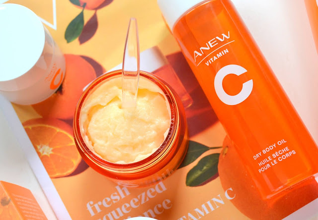 Avon Anew Vitamin C Collection Overnight Radiant Mask