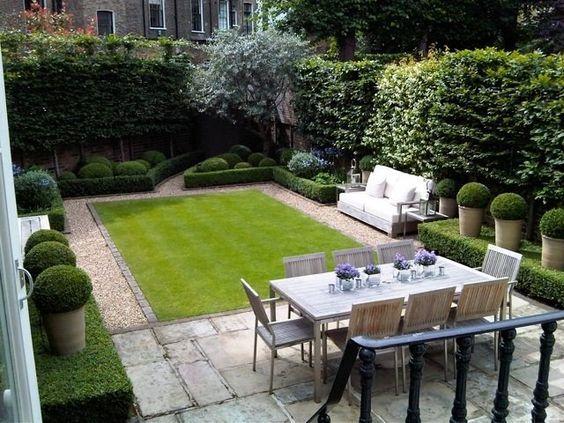 Arredamento e dintorni piccoli giardini perfetti for Immagini piccoli giardini