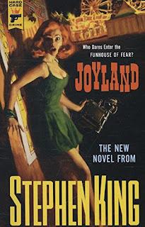 Stephen King, Joyland, Stephen King Books, Stephen King Store