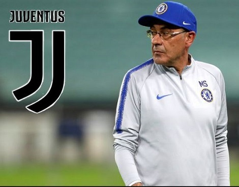 Juventus Appoint Chelsea Manager, Maurizio Sarri
