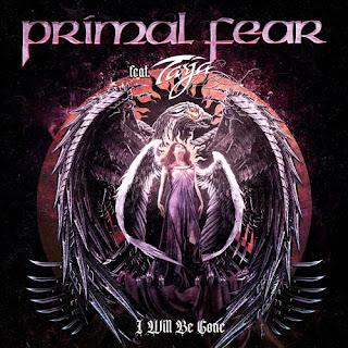 """Το ep των Primal Fear """"I Will Be Gone"""""""