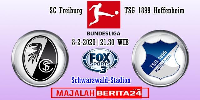 Prediksi Freiburg vs TSG Hoffenheim — 8 Februari 2020