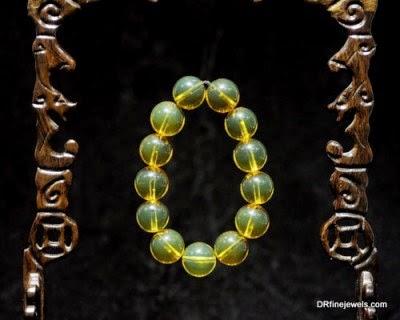 Green Amber