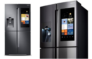 household electronic refrigerator
