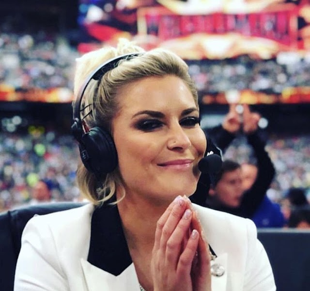 WWE not happy with Renee Young for revealing her Covid_19 result