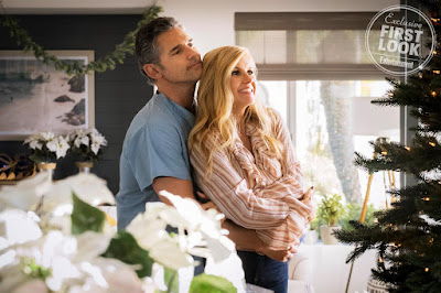 Eric Bana y Connie Britton en Dirty John