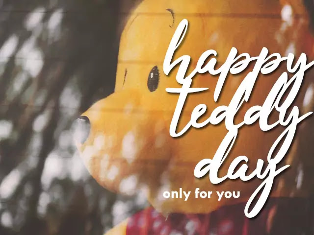 Happy Teddy Day 2021 Quotes and Images also include happy tedy day wallpapers, pictures, SMS, messages, photo, pic, and wishes.