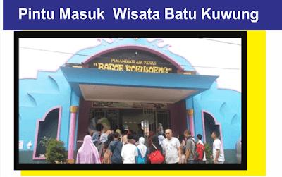 Wisata Batu Kuwung Banten