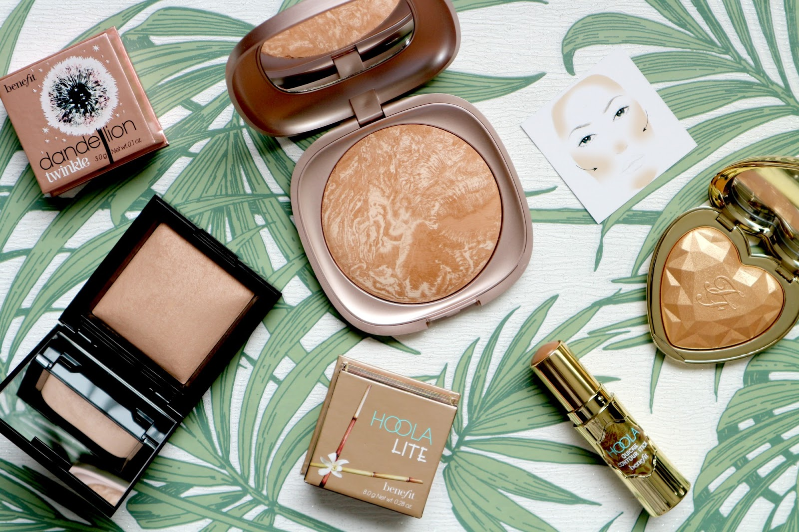 Best Bronzer For Pale Skin