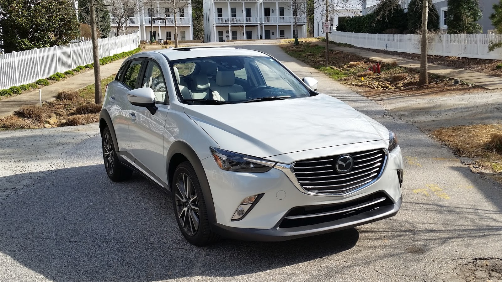 2016 Mazda CX-3 Grand Touring AWD: The Brand's Entry-Level Upscale, Compact  Crossover